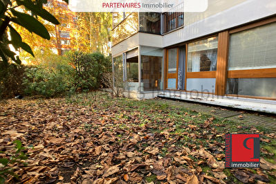 Appartement 3 chambres jardin 2/5