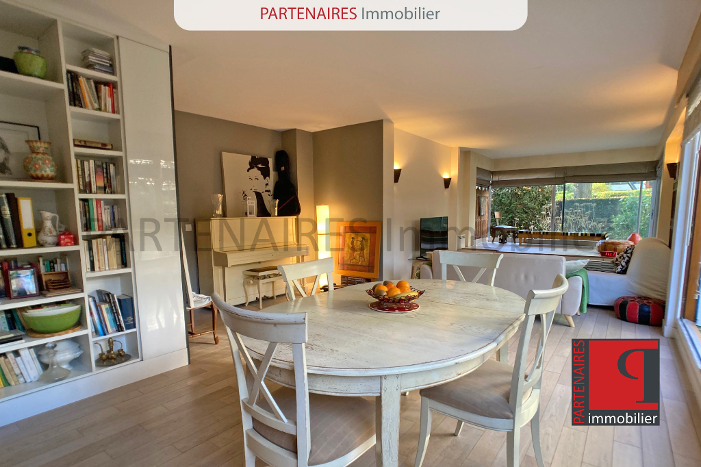 Appartement 3 chambres jardin 3/5