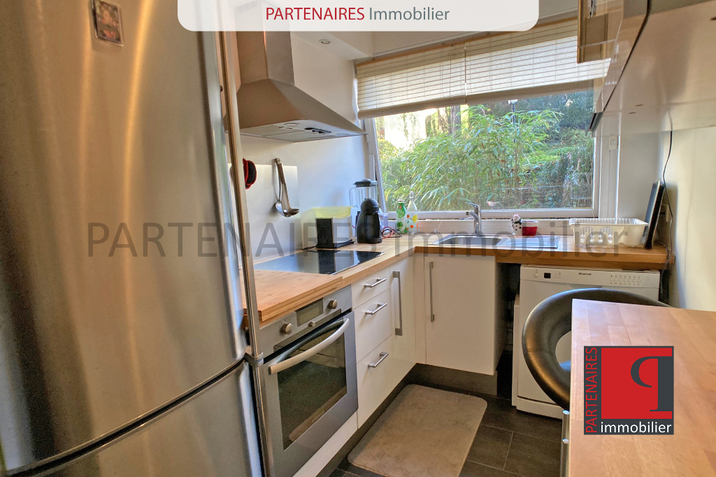 Appartement 3 chambres jardin 4/5