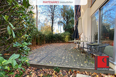 Appartement 3 chambres jardin 5/5