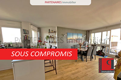 Appartement 3 chambres 80 m2